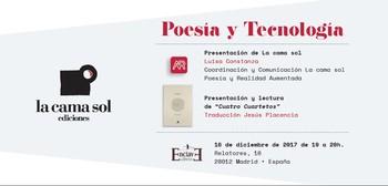 Proyecto editorial LA CAMA SOL - 19:00 h.